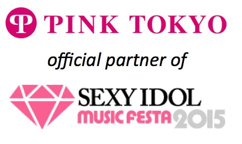 PINK TOKYO x Sexy Idol Music Festa